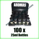 100 x AMSTERDAM GOLD 25ml wholesale Poppers