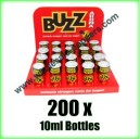Buy Buzz Aroma Poppers x 200 bottles