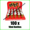 Buzz Aroma Poppers x 100 bottles