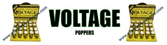 VOLTAGE Poppers