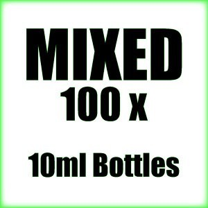 100 x 10ml Mixed wholesale Poppers