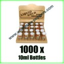 Liquid Gold Poppers Wholesale x 1000 bottles