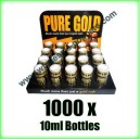 1000 x Pure Gold wholesale poppers