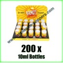 Buy BANG wholesale Poppers x 200 bottles