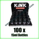 100 x KINK wholesale poppers