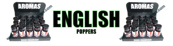 ENGLISH Poppers