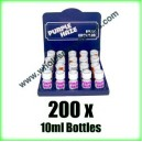 Purple Haze Poppers x 200 wholesale poppers
