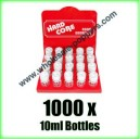 Hardcore Poppers Wholesale x 1000 bottles