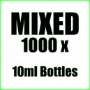 1000 x Mixed wholesale Poppers 10ml bottles